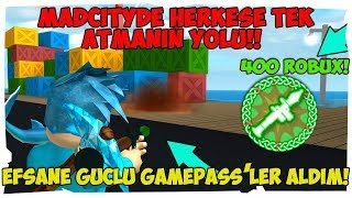 400 ROBUXA RPG SATIN ALDIM !! / Roblox Mad City / Roblox Tôrkçe / FarukTPC
