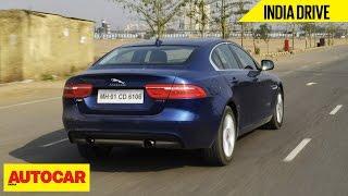 Jaguar XE | India Drive | Autocar India