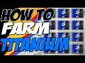 HOW TO FARM TITANIUM in The Division 2 - Best Farming Guide Methods