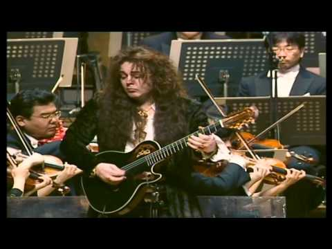 Yngwie Malmsteen - Prelude to April & Toccata (Live with the Japanese Philharmonic)