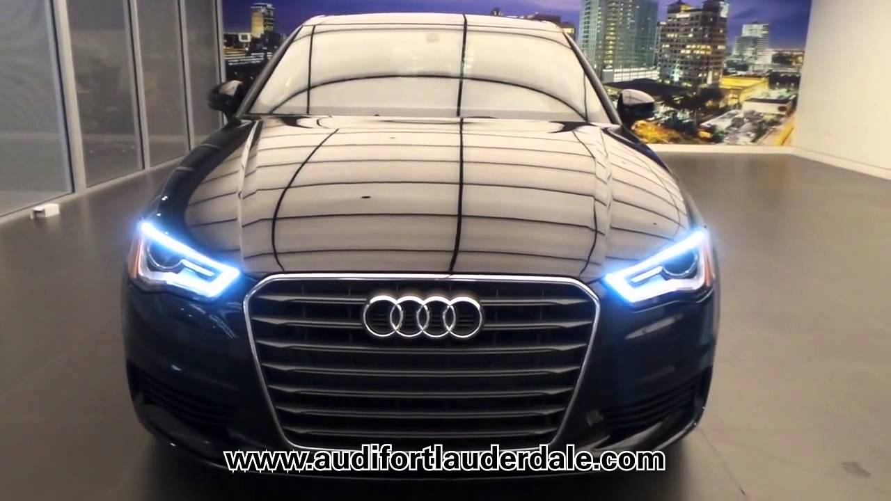 used 2015 audi a3 1 8t premium at audi fort lauderdale. Black Bedroom Furniture Sets. Home Design Ideas
