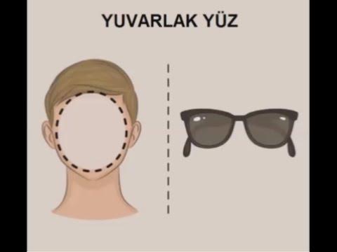 Yüz Şekline Göre Gözlük Nasıl...
