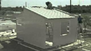 kconstruction - Como construir una casas en PVC