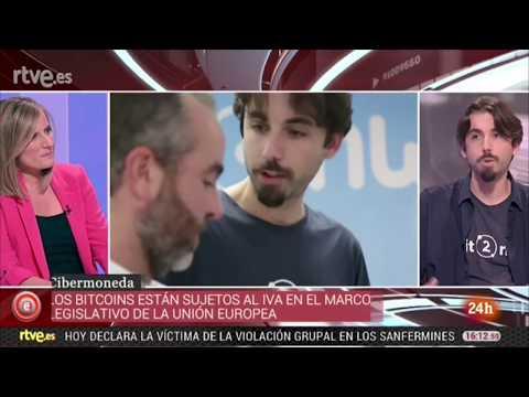 Bitcoin en TVE | Bit2Me