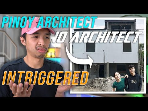 PINOY ARCHITECT REACTS TO LOISA ANDALIO'S HOUSE