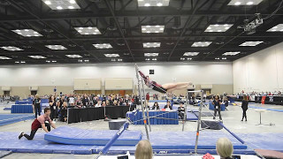 Nina Schank - Uneven Bars - 2017 Women's Junior Olympic Championships