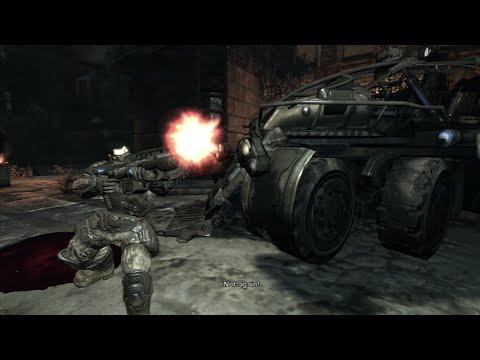 Gears Of War Episode 3 Coop Split Screen Play