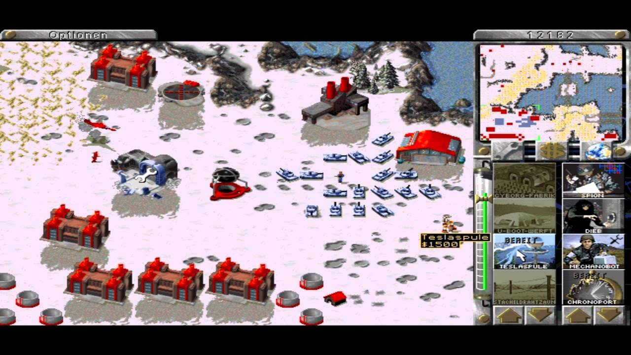 Command & Conquer: Remastered - Offizielle EA-Website