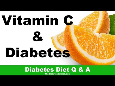 Is Vitamin C Good For Diabetes