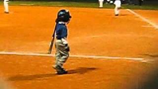 5 year old baseball prodigy