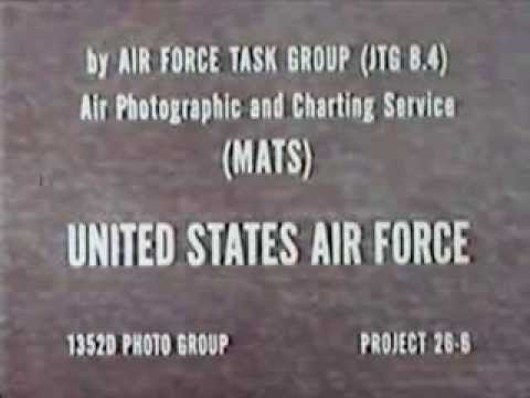 Atomic Bomb Explosion Test Footage: Operation DOMINIC Nuclear Tests 1962 - CharlieDeanArchives