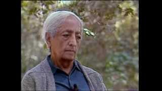 J. Krishnamurti - Ojai 1981 - 5de Openbare bijeenkomst - Bij het leed blijven