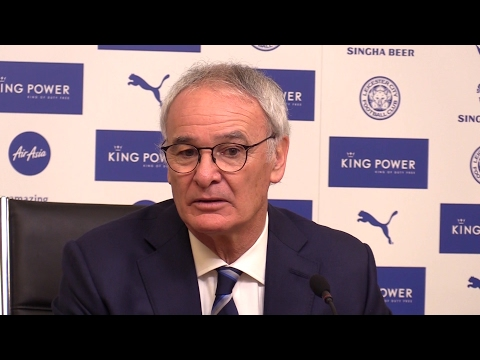 Leicester 0-3 Manchester United - Claudio Ranieri Full Post Match Press Conference