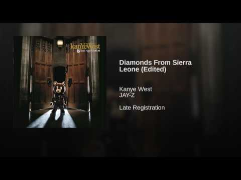 Diamonds From Sierra Leone (Edited)