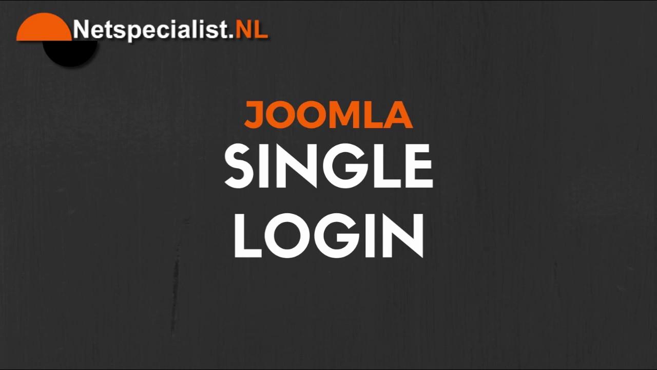De www login singel Free online