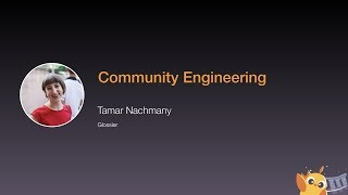 Community Engineering - iOS Conf SG 2020