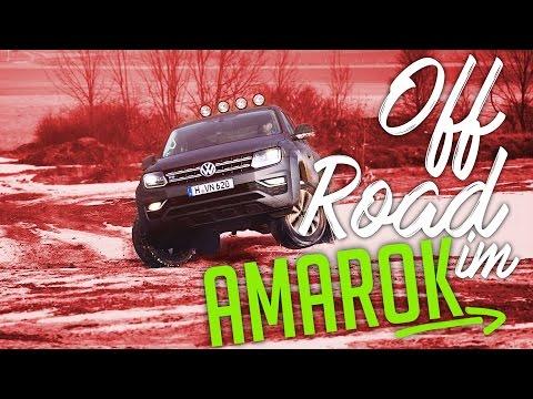 JP Performance - Off Road im Amarok!