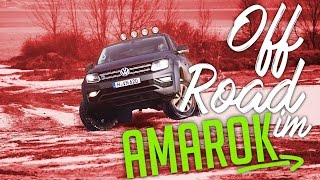 JP Performance - Off Road im Amarok!