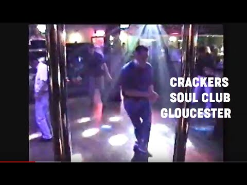 Old Footage Crackers Soul Club Gloucester Youtube