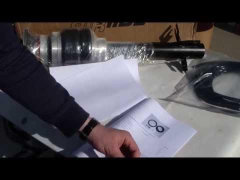 Передние пневматические стойки для Peugeot Boxer, Citroen Jumper, Fiat Ducato