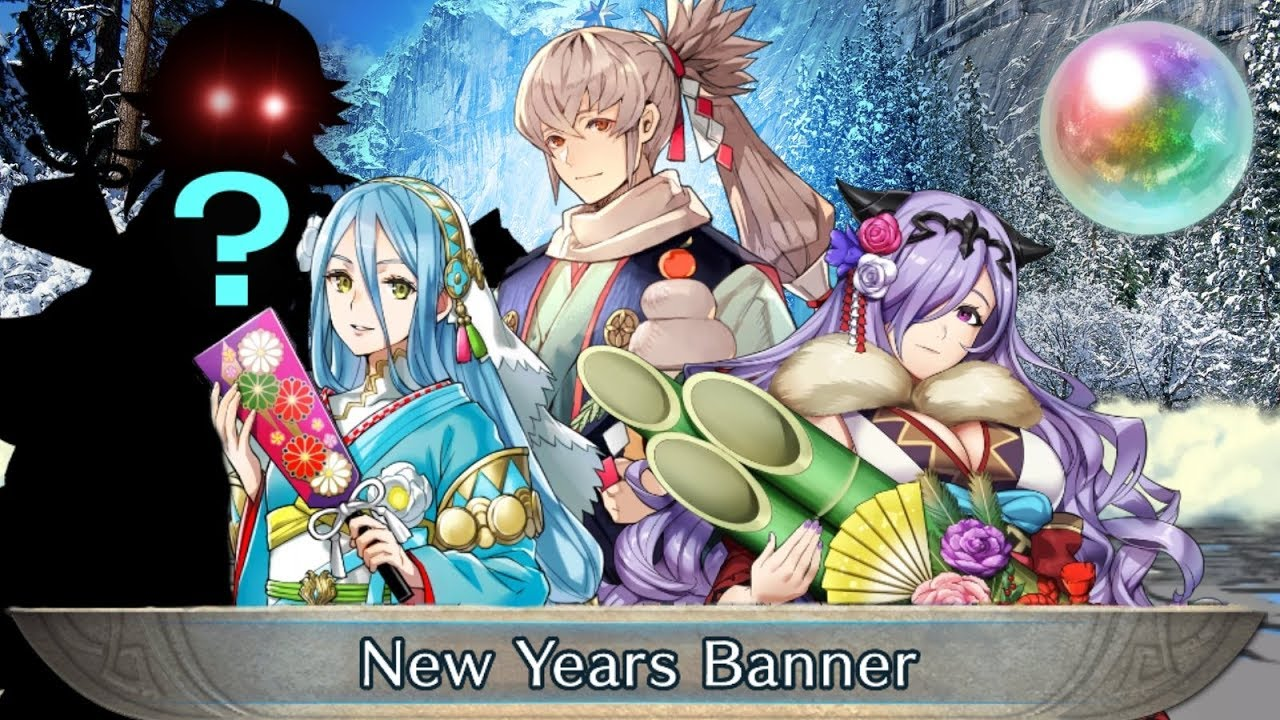 dsyo new year old shenanigans fire emblem heroes