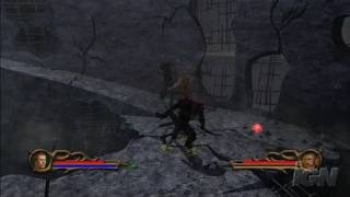 Eragon Xbox 360 Gameplay - Watch Out For FIre