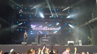 Solid Base You Never Know LIVE HD 60fps Jysäri Himos 2017