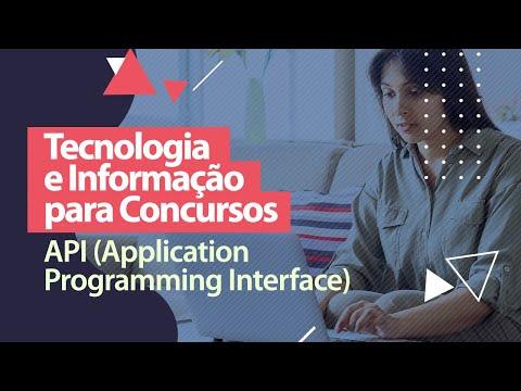 Tecnologia e Informação - API (Application Programming Interface)
