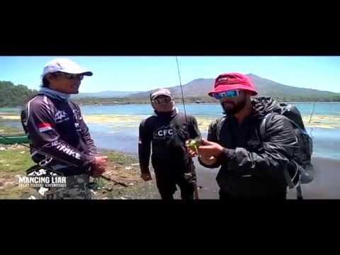 Memancing di Kawah Danau Batur - Mancing Liar (18/10)