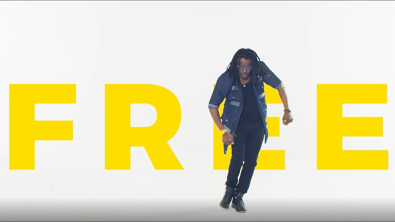 Nyashinski - Free (Official Music Video) [SMS 'Skiza 7500487' to 811]