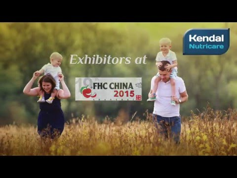 Kendal Nutricare Promotional Video for FHC China November 2015