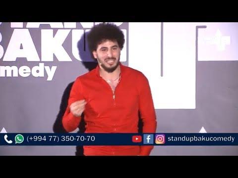 Ülvi Həsənli (Stand UP 28-ci şou)