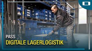 L-mobile warehouse im Einsatz bei PASS GmbH & Co. KG