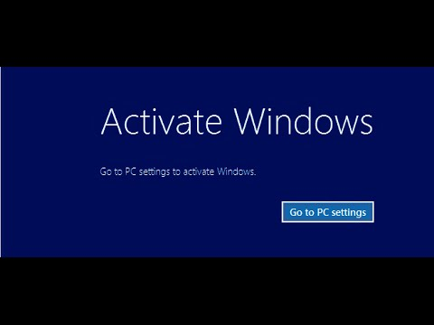 how to get rid of activate windows logo