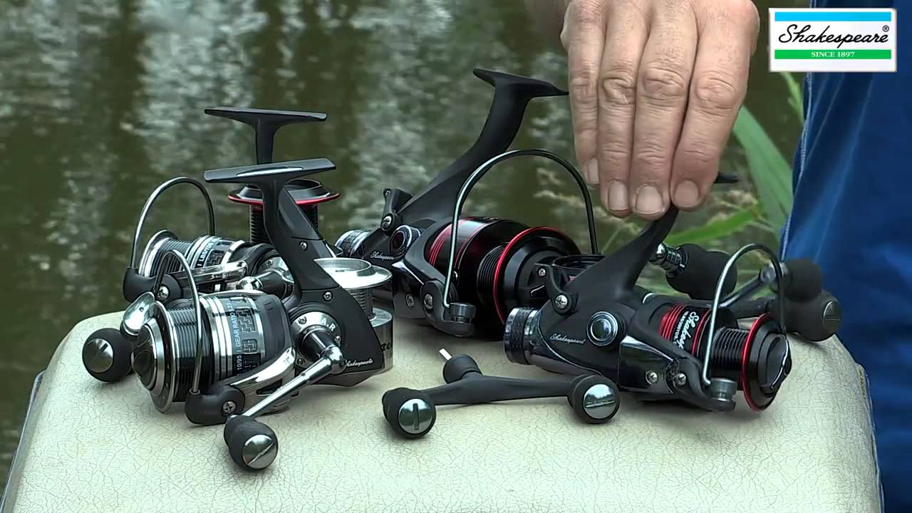 see the new coarse fishing reels and rods from shakespeare - youtube, Reel Combo