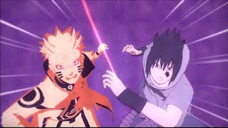 Naruto Shippuden: Ultimate Ninja Storm 4 - New York Comic Con 2015 Trailer