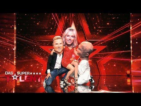 Doppelte Jury! Diese Doubles rocken die Bühne!   Das Supertalent 2018   Sendung vom 29.09.2018