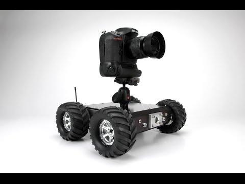 Remote Controlled DSLR Camera Platform for Wildlife Photography