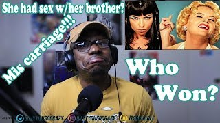 Cleopatra vs Marilyn Monroe Epic Rap Battles of History REACTION! CLEO CALLED HER MISS CARRIAGE
