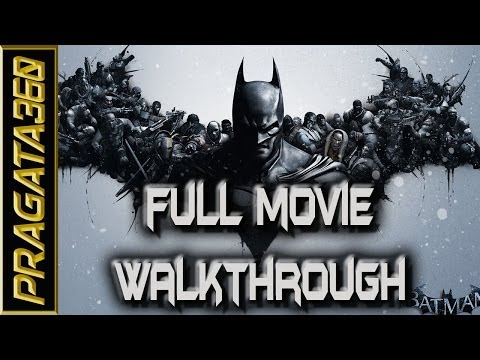 Batman Arkham Origins I Full Movie Walkthrough I With Chapter Selection [Enhanced Graphics]