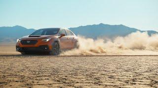 The all-new 2022 Subaru WRX®.