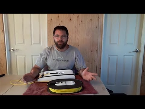 OpenROV Trident Unboxing and Test Dive