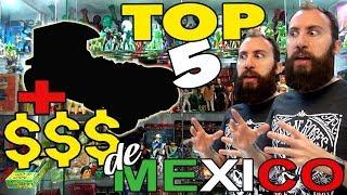 los juguetes más caros y raros de méxico top 5 most expensive rare mexican vintage toys madhunter