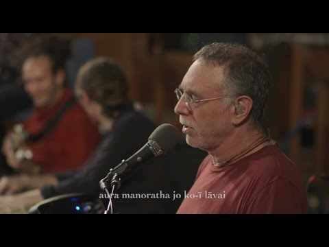 4AM Chalisa - Krishna Das Live! Songs With Lyrics