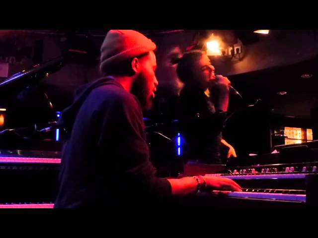 "Cory Henry | Camille Bertault  |""Crazy in love"" by Beyoncé"