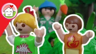 Playmobil Polizei Film deutsch Die Falle / Film für Kinder / Family Stories