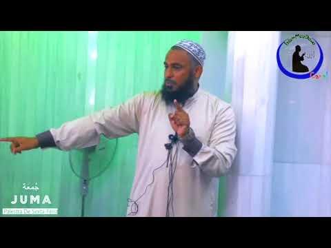 Não humilhe e não difame o pecador Sheikh Takdir Abdula