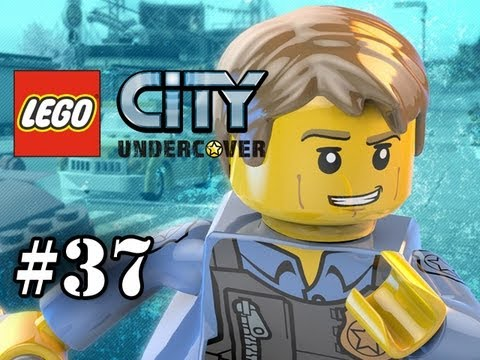LEGO City Undercover - Part 37 - Open Seasame (WII U Exclusive ) (HD Gameplay Walkthrough)