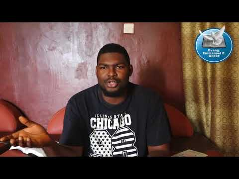 Why You Should Let God's Will Be Done - By Prophet Chukwuemeka Emmanuel Okeke