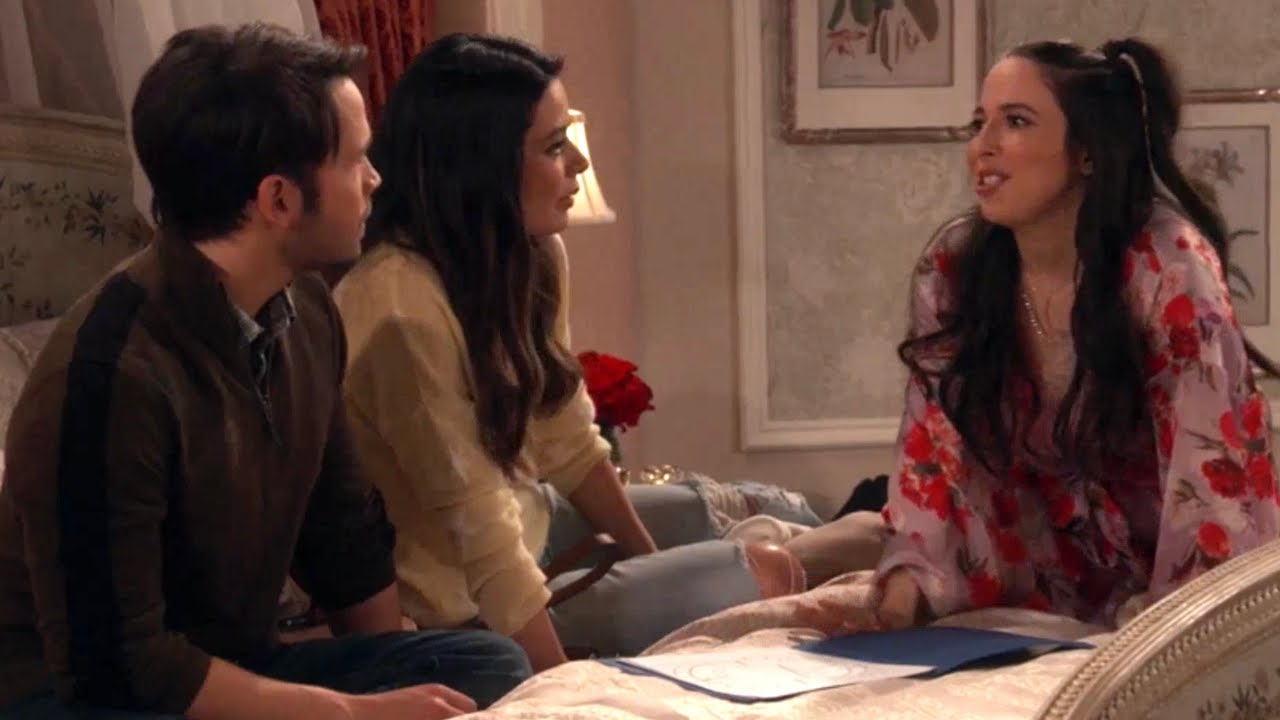 Download iCarly Revival   Brooke thinks Carly and Freddie want a Throuple -iTakeAGirlsTrip   NickelodeonPlus